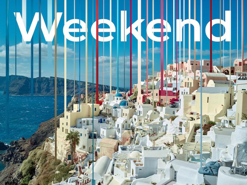 Partir en Weekend